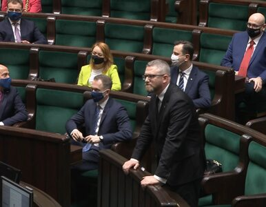 To już tradycja? Grzegorz Braun ponownie wyrzucony z posiedzenia Sejmu...