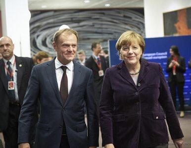 Jak Merkel rozegrała Europę