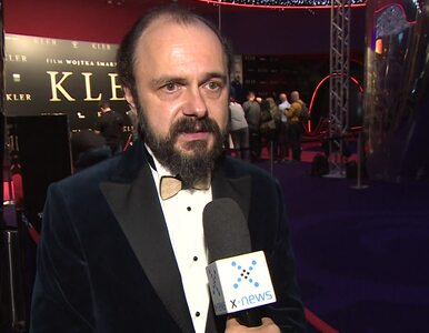 """Arkadiusz Jakubik o filmie """"Kler"""": Zrobi bardzo dużo dobrego w tym kraju"""