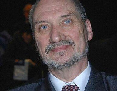 Poseł: Macierewicz mógł działać na rzecz obcego wywiadu