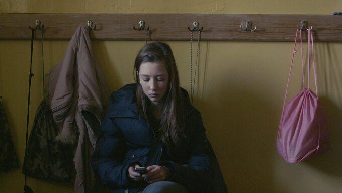 "kadr zfilmu ""Komunia"" (2016)"