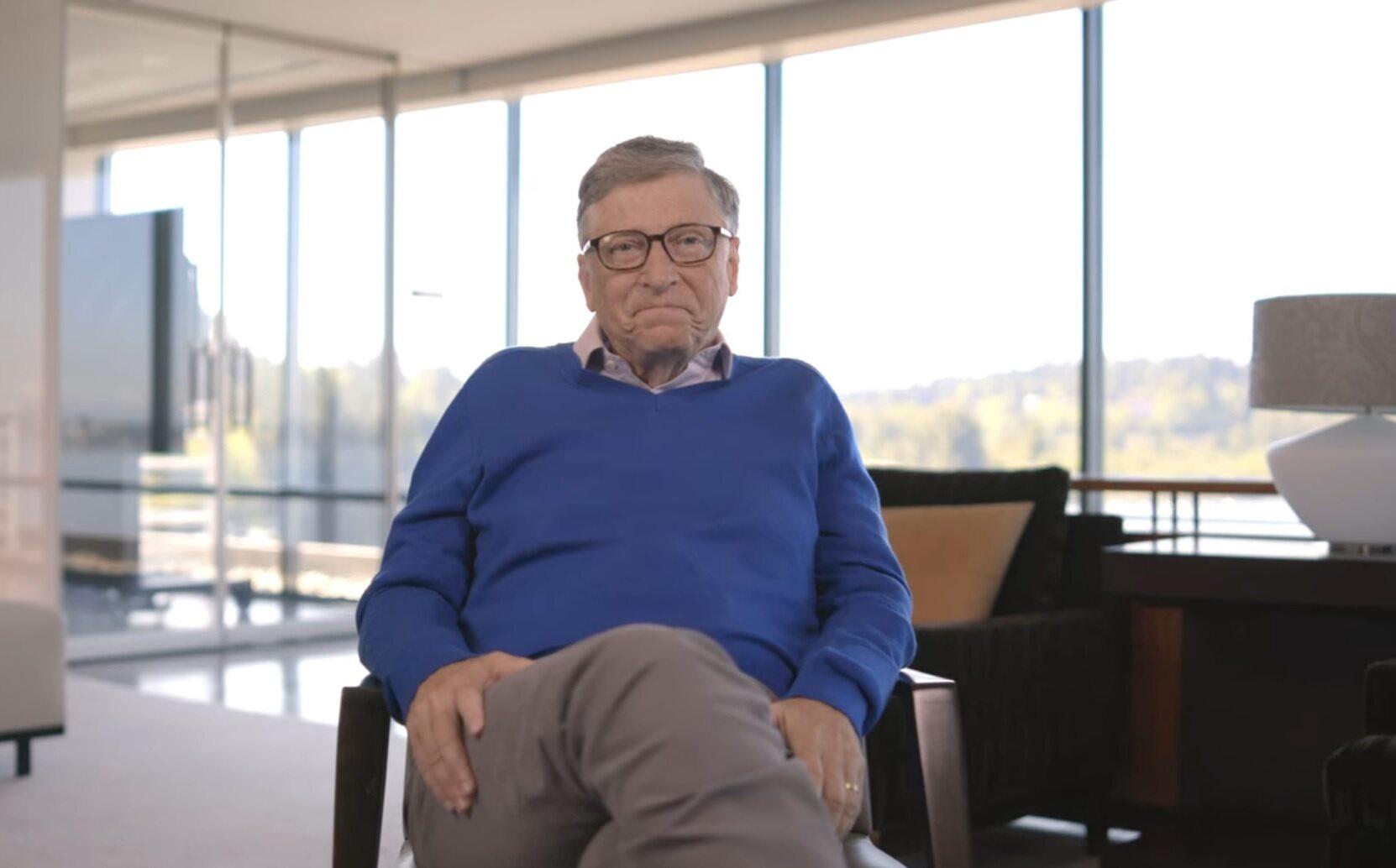 """Bill Gates w dokumencie """"Wyjaśniamy""""  Netfliksa"""