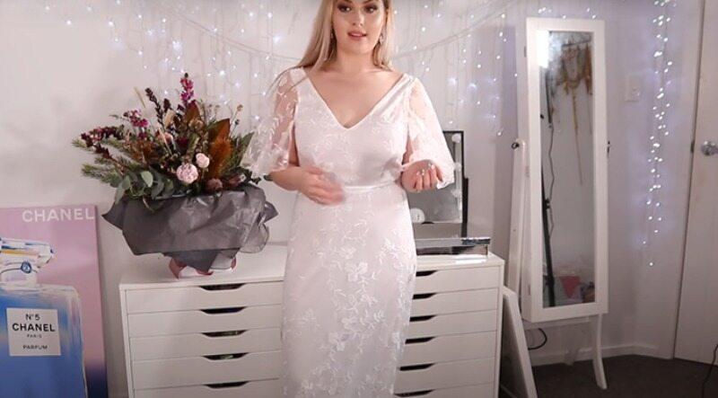 Shannon w sukience za 16 dolarów