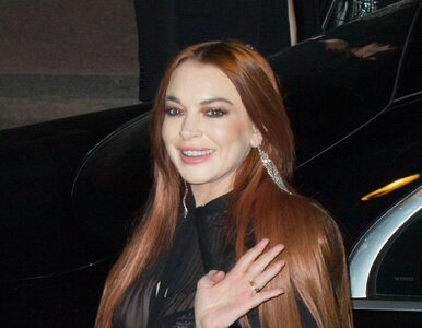 Lindsay Lohan wraca na plan zdjęciowy. Wystąpi w komedii Netflixa