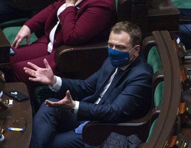 Sławomir Nitras i Małgorzata Prokop-Paczkowska bez kar. Poseł Świat:...