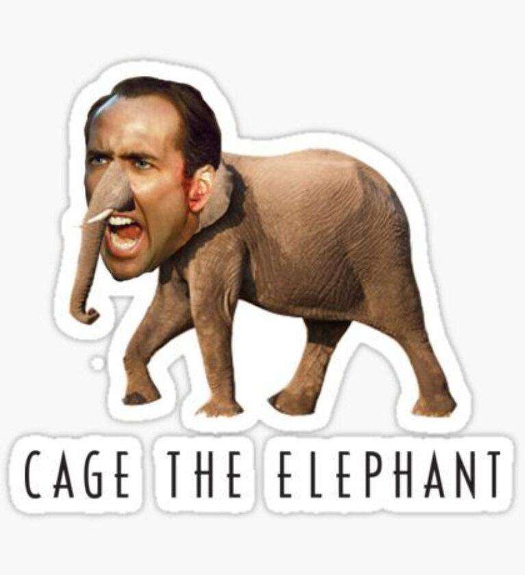 Mem z Nicolasem Cagem
