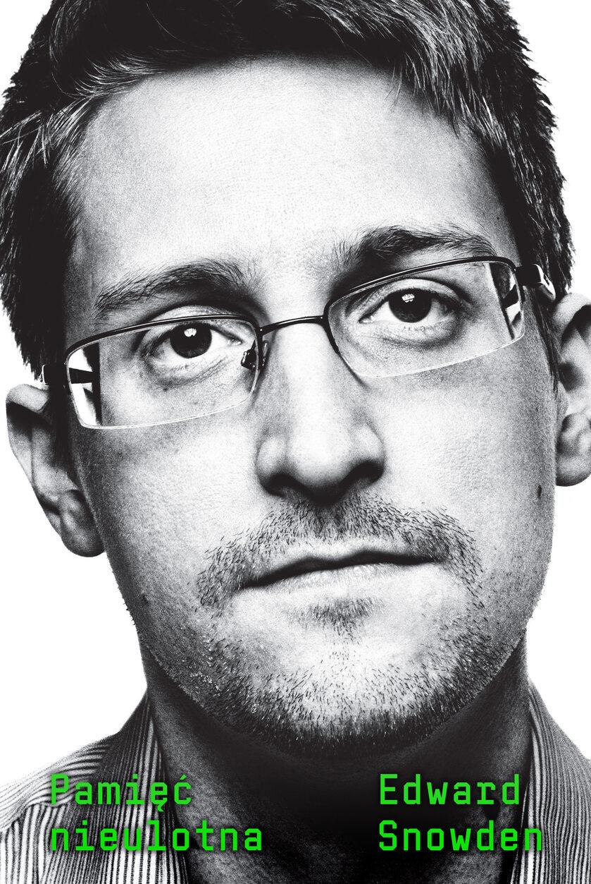 "Edward Snowden ""Pamięć nieulotna"""