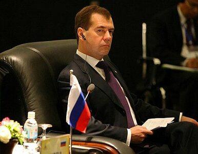 Miedwiediew nie będzie łaskawy. Obrońcy praw człowieka go nie przekonali