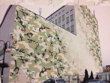 Mural ozdobi ratusz w Warszawie? Zobacz propozycje