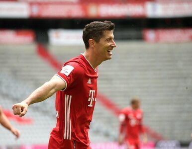Robert Lewandowski najlepszym piłkarzem Bundesligi. Zdobył 57 proc. głosów