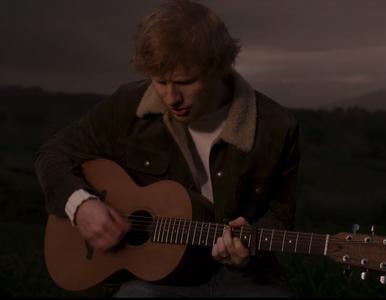 Ed Sheeran z niespodzianką na święta. Jest nowy singiel artysty