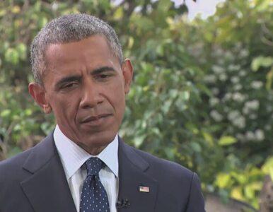 Obama: Konflikt militarny USA z Rosją to nie byłoby mądre wyjście