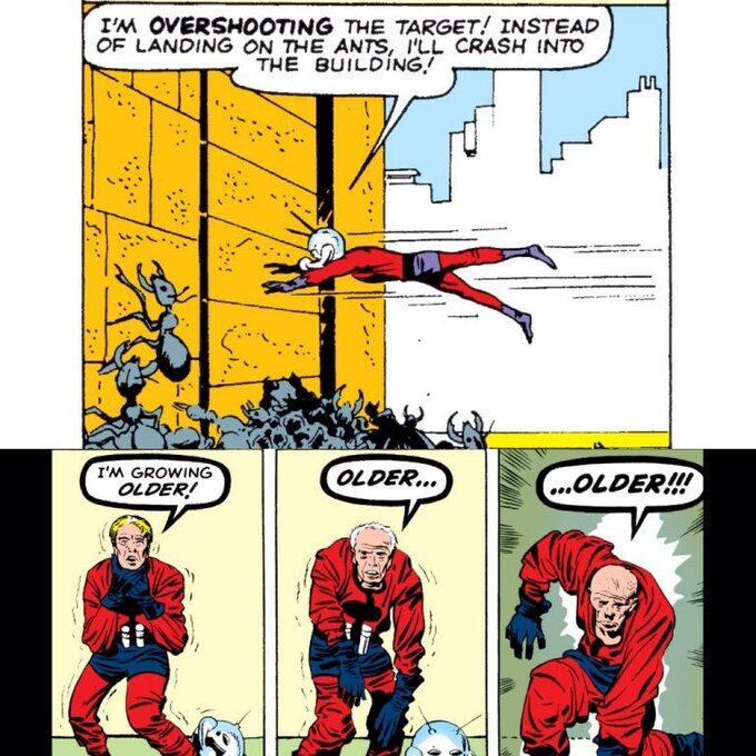 Ant-Man -komiks