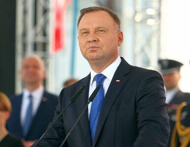"""Spięcie Andrzeja Dudy i Marka Borowskiego. """"Nisko Pan lata"""""""