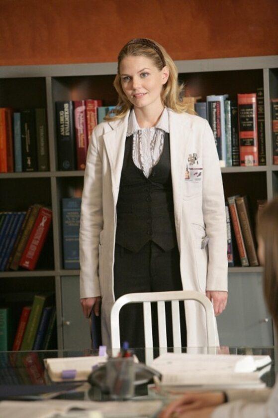 Jennifer Morrison jako dr Allison Cameron