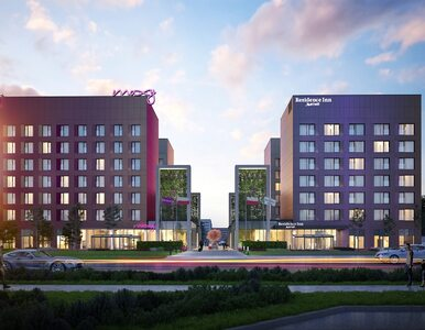 Chopin Airport Development operatorem hoteli Marriott