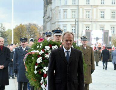 Niemieckie radio o Tusku na obchodach Święta Niepodległości: To znak...