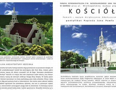 Świątynia Głódzia za wysoka. Prezydent Gdańska pomoże?