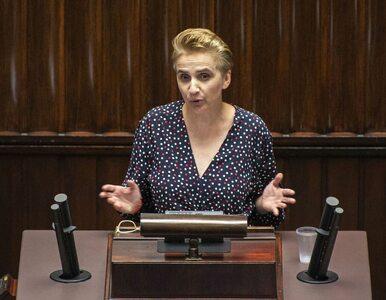 """TVP pozwała Joannę Scheuring-Wielgus. """"Trzeba być bezczelnym..."""""""