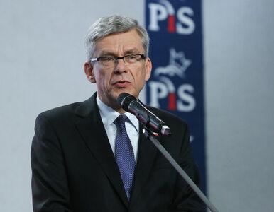 Kaczyński chce interwencji. Karczewski zaprasza dziennikarzy na... 22 w...