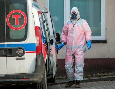MZ: Więcej nowych zakażeń koronawirusem. Zmarły 62 osoby