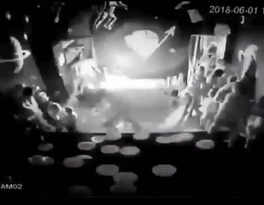 Wybuch podczas pokazu. Rannych ośmioro dzieci
