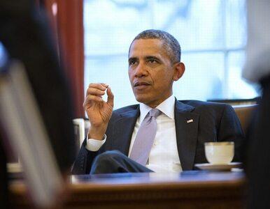 Obama: Rozszerzamy sankcje na większą liczbę przedstawicieli rosyjskiego...