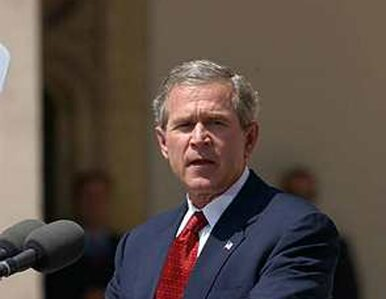 Bush nie podziękował Polakom za wkład w Afganistan