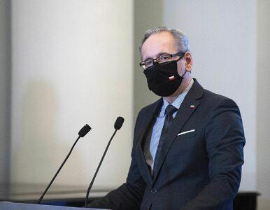 NA ŻYWO: Konferencja ministra zdrowia Adama Niedzielskiego dot. sytuacji...