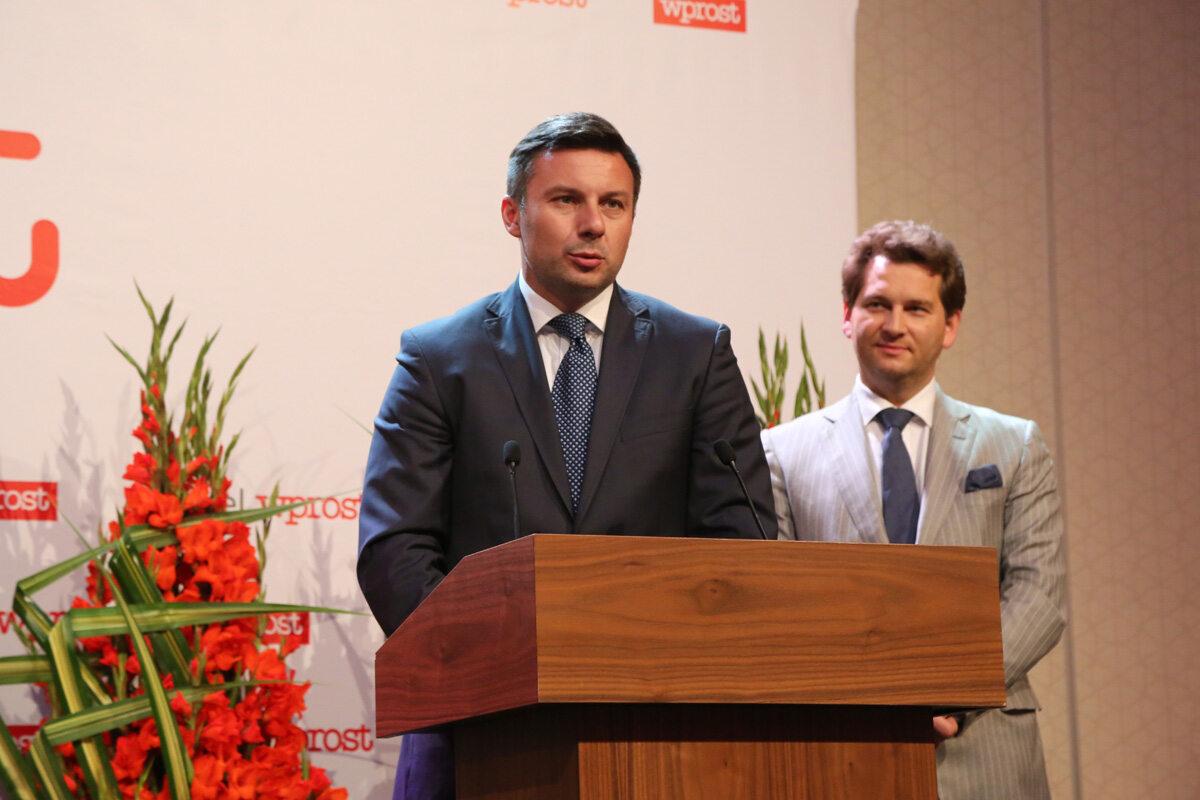 Prezes Zarządu Altus TFI SA - Piotr Osiecki, Michał M. Lisiecki - Wydawca Wprost