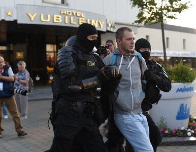 """Łukaszenka nie zamierza oddać władzy. Mówił o czołgach umieszczonych """"15..."""