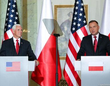 Pence podczas wizyty w Polsce programie bezwizowym: Dzielą nas od tego...