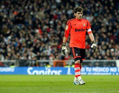 Casillas wrócił do bramki po kontuzji
