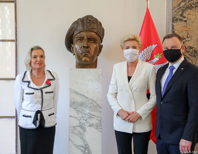 Wypadek Anny Marii Anders na Monte Cassino. Ambasador trafiła do szpitala