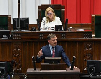 Sejm oddalił wniosek o wotum nieufności dla Ziobry. Odwołania ministra...