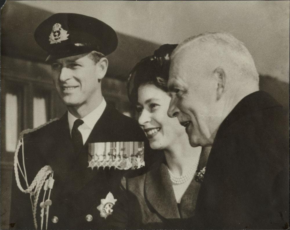 Książę Filip w 1951 roku