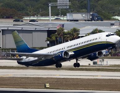 Samolot wpadł do rzeki na Florydzie. Na pokładzie było 136 osób