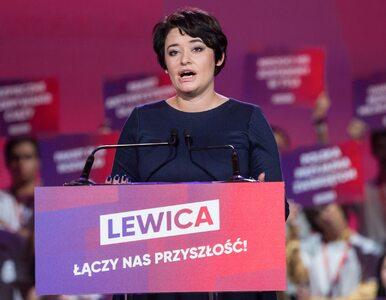 Kto będzie kandydatem Lewicy na prezydenta? Żukowska komentuje
