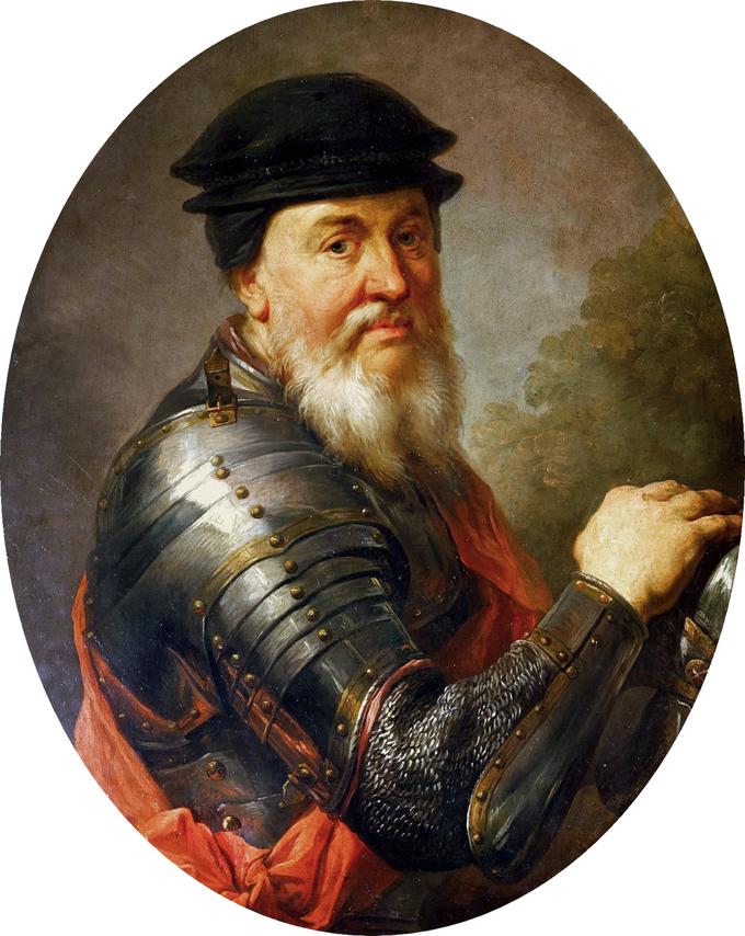 Jan Amor Tarnowski, zwycięzca spod Obertyna