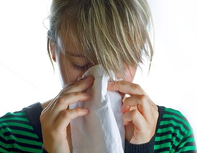 Jak na przeziębienie i grypę chorują Polacy?