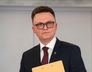 """W Sejmie zarejestrowano koło poselskie Polska 2050. """"Jeden z..."""
