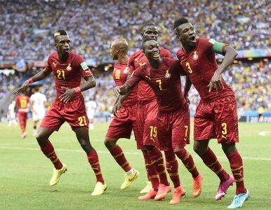 Miliony lecą samolotem z Ghany. Motywacja przed meczem z Portugalią