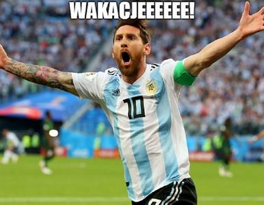 Mundial 2018. Francja odesłała Argentynę do domu. Zobacz najlepsze memy!