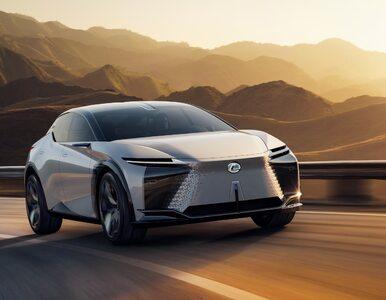 Nowy Lexus LF-Z. To auto nie jest hybrydowe