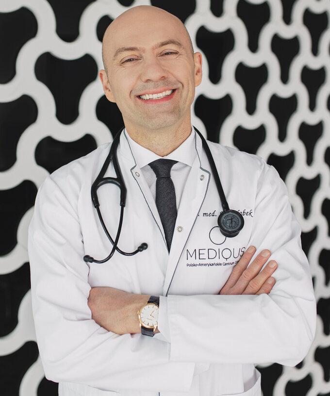 dr hab. n. med. Tomasz Gołąbek