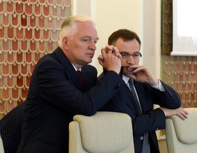 18 posłów z Porozumienia w Sejmie. Gowin: Bez subwencji budżetowej, bez...
