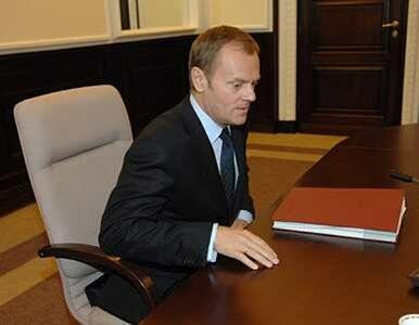 Tusk odwołał wiceministra transportu