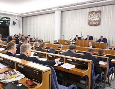 Senat przyjął bez poprawek tzw. ustawę degradacyjną