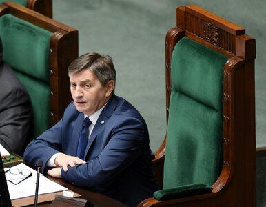 Kuchciński chciał kompromisu ws. Szczerby. Zmienił zdanie po rozmowie z...