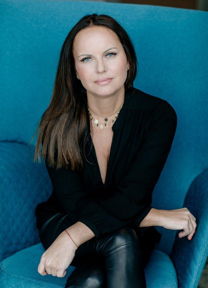Katarzyna Jarczewska – Head ofClient service orazwłaściciel agencji reklamowej Media Forum